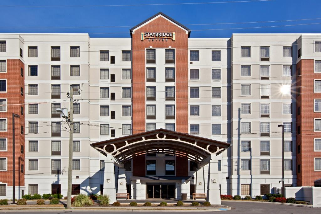 Staybridge Suites Indianapolis - City Centre