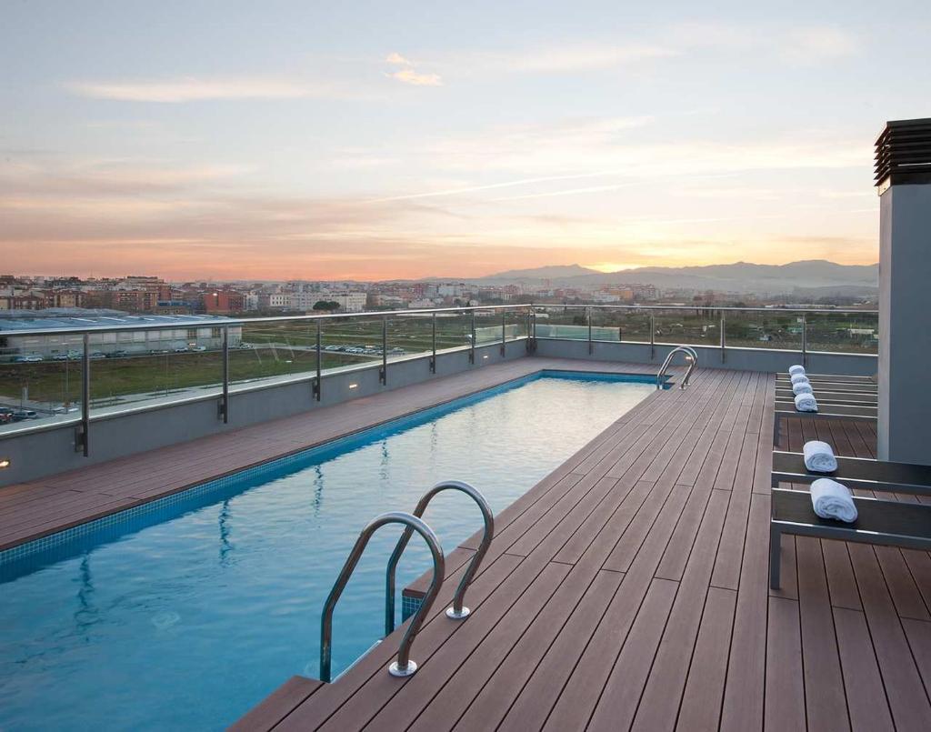 Double Tree Hilton  Hotel Girona