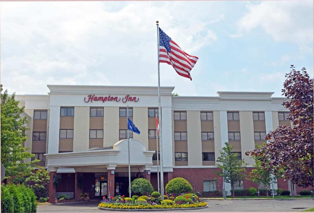 ‪Hampton Inn Albany-Western Ave/University Area‬