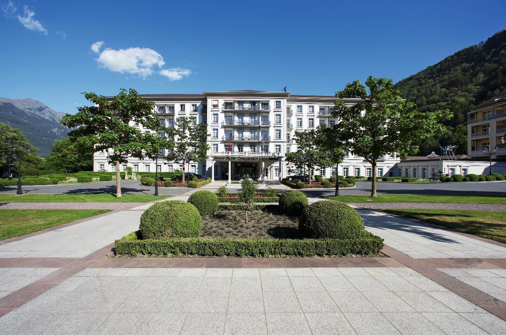 Grand Hotel Quellenhof & Spa Suites