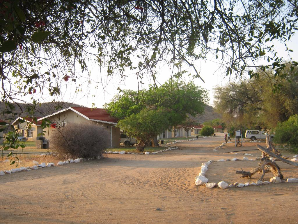 Khorixas Rest Camp
