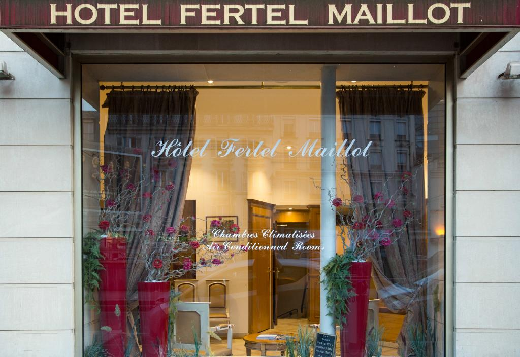 Fertel Maillot
