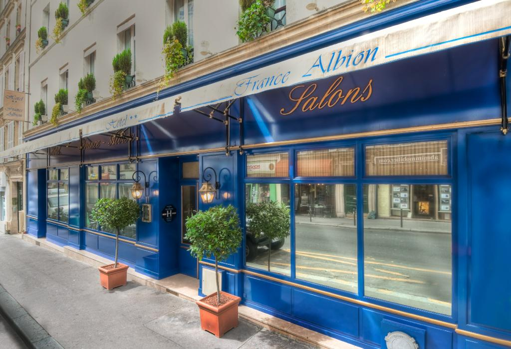 Hotel France Albion