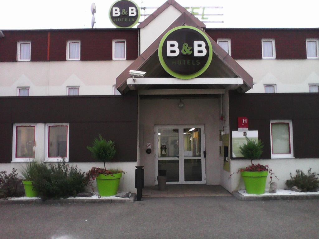 B&B Hotel Strasbourg Sud Ostwald
