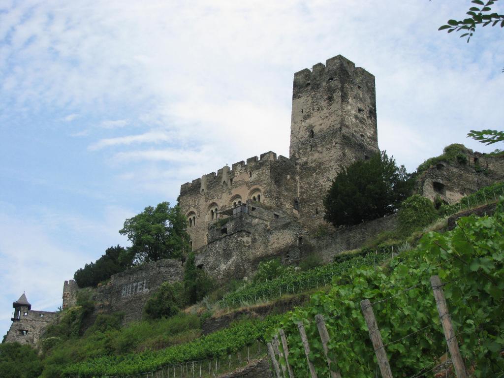Schlosshotel Burg Gutenfels