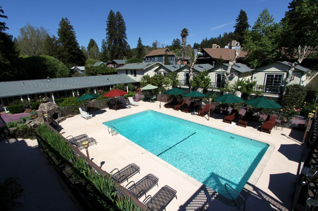 The Woods Resort at the Russian River