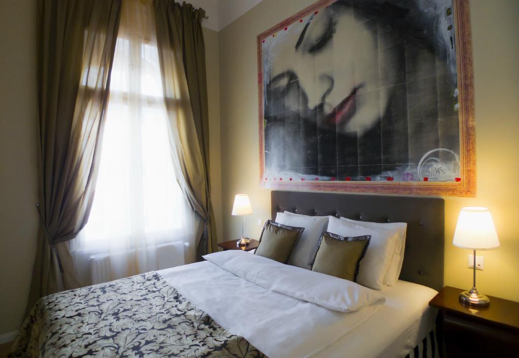 Golden Stars Budapest Apartments