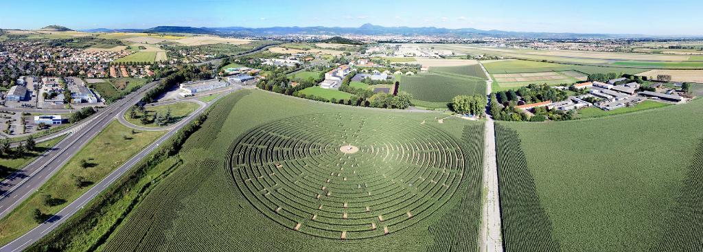 Labyrinthe des Volcans