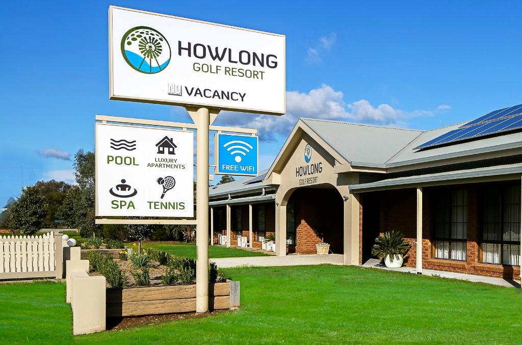 하우롱 컨트리 골프 클럽 & 모텔