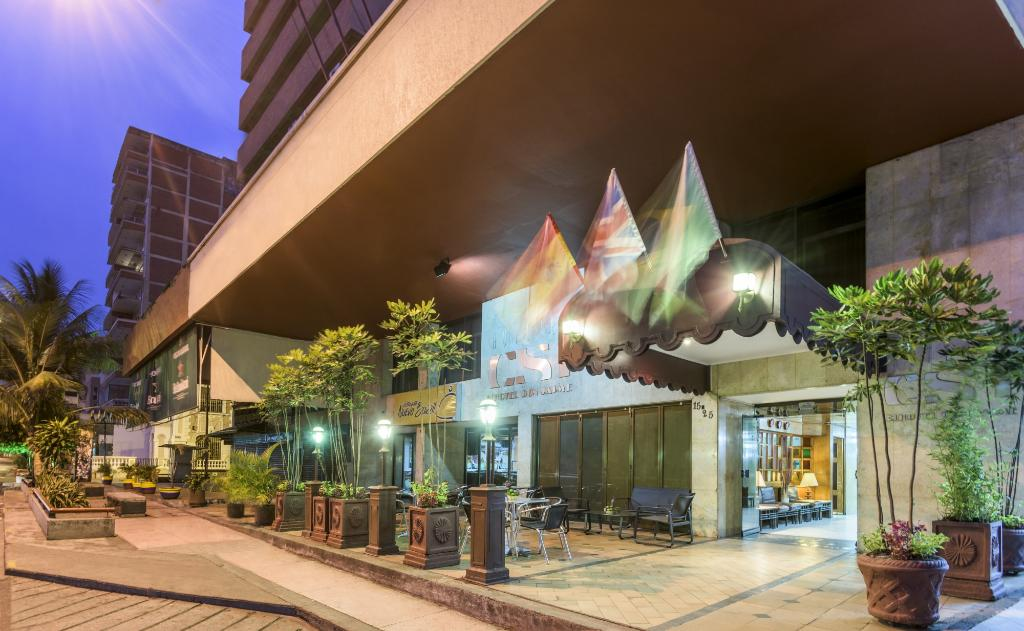 Don Jaime Hotel