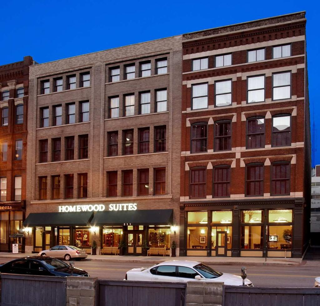 Homewood Suites by Hilton Indianapolis-Downtown