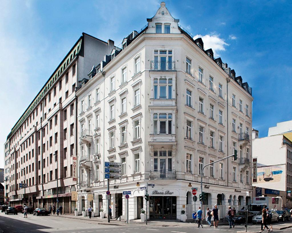 クラリオン コレクション ホテル フランクフルト シティ