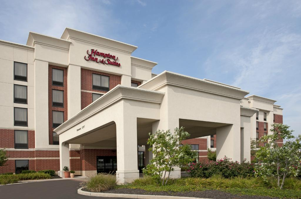 Hampton Inn & Suites Columbus-Easton Area