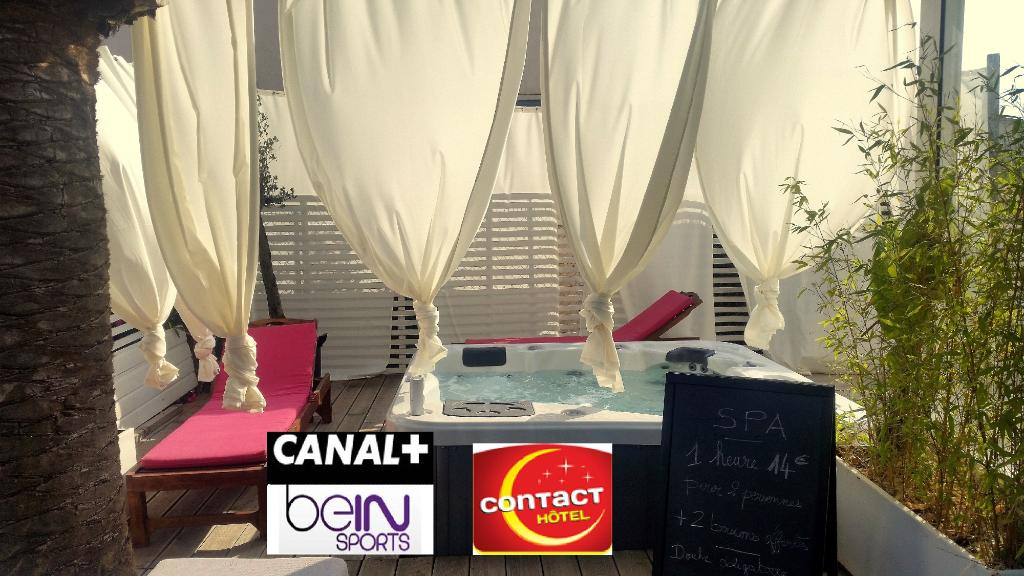 Hotel Sable Et Soleil