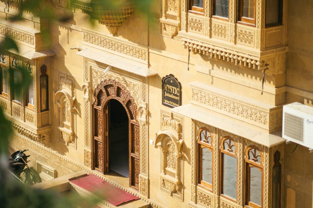賈沙梅爾神秘酒店