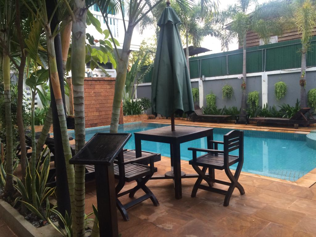 Tanei Siem Reap Villa