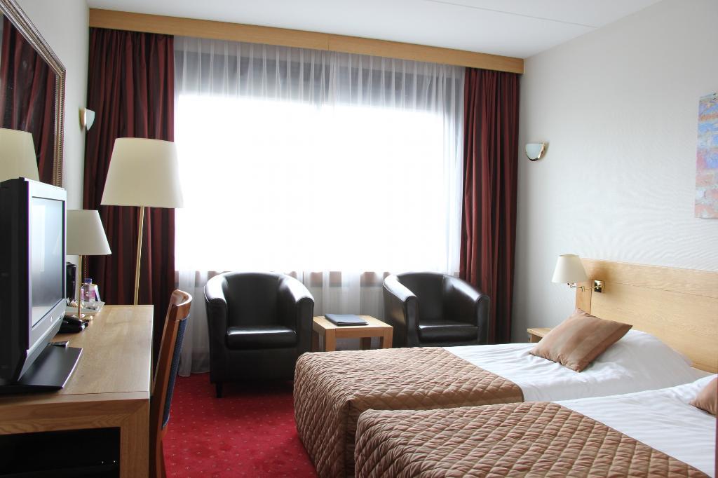 バスティオン ホテル ロッテルダム - テルグレブスプレイン