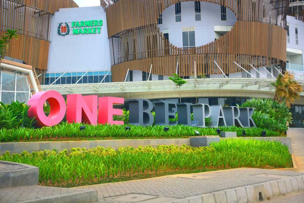 One Belpark Mall