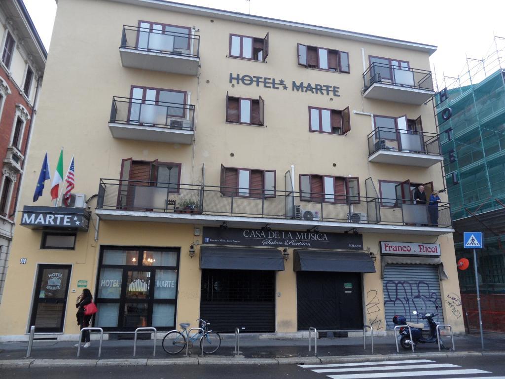 Hotel Marte Milano
