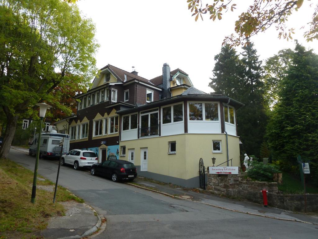Hotel Sonnenberg Schlösschen