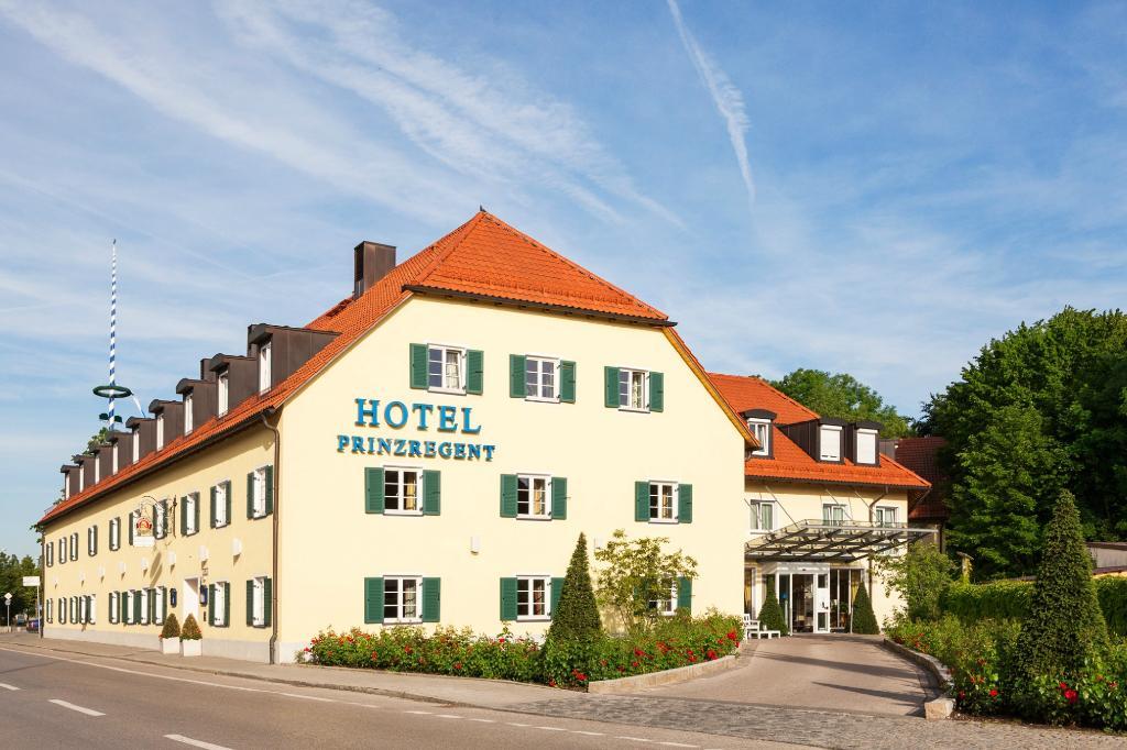 Prinzregent An Der Messe Hotel