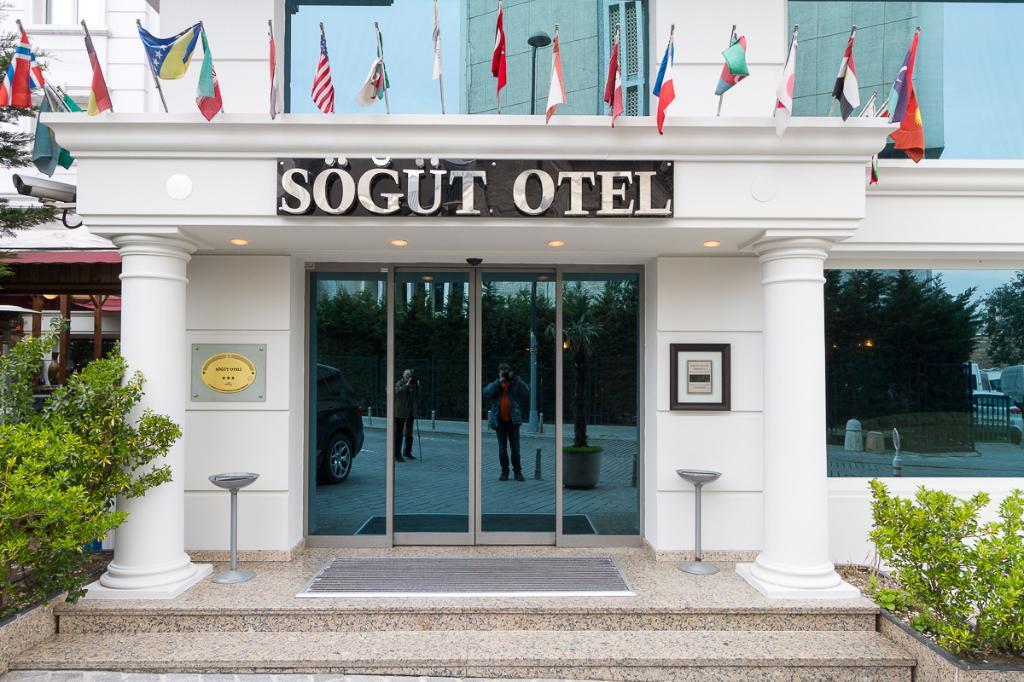 ホテル ソグト
