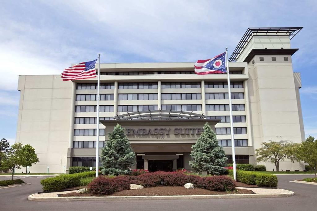 Embassy Suites by Hilton Columbus - Temporarily closed