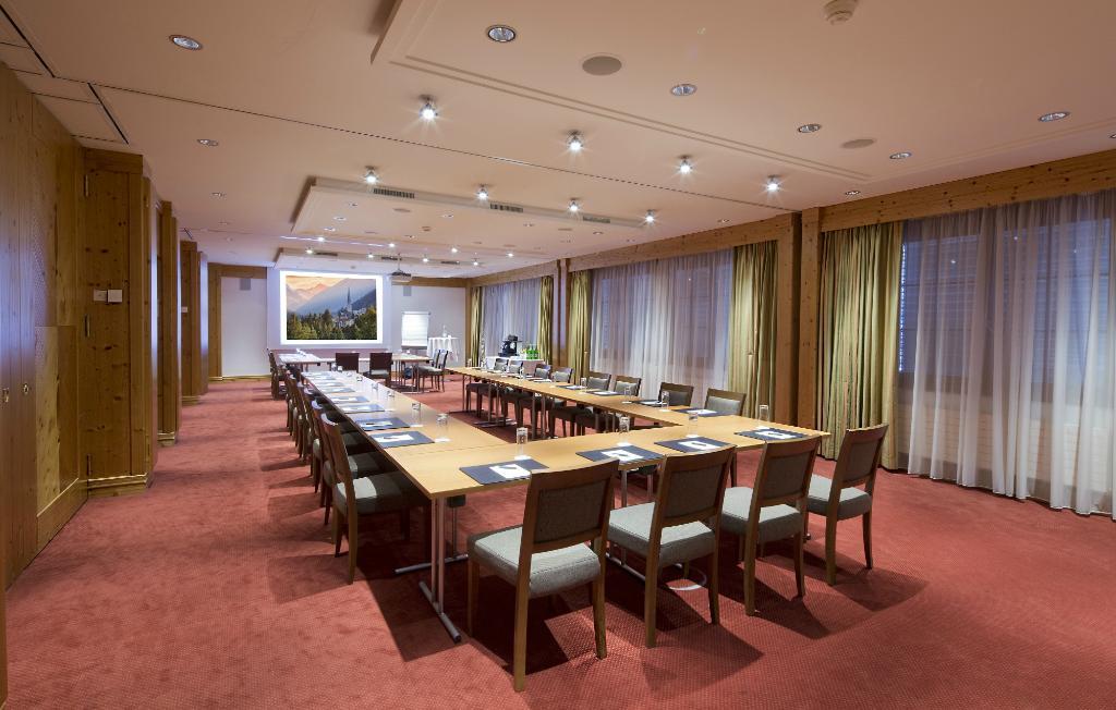 Arabella Hotel Waldhuus Davos