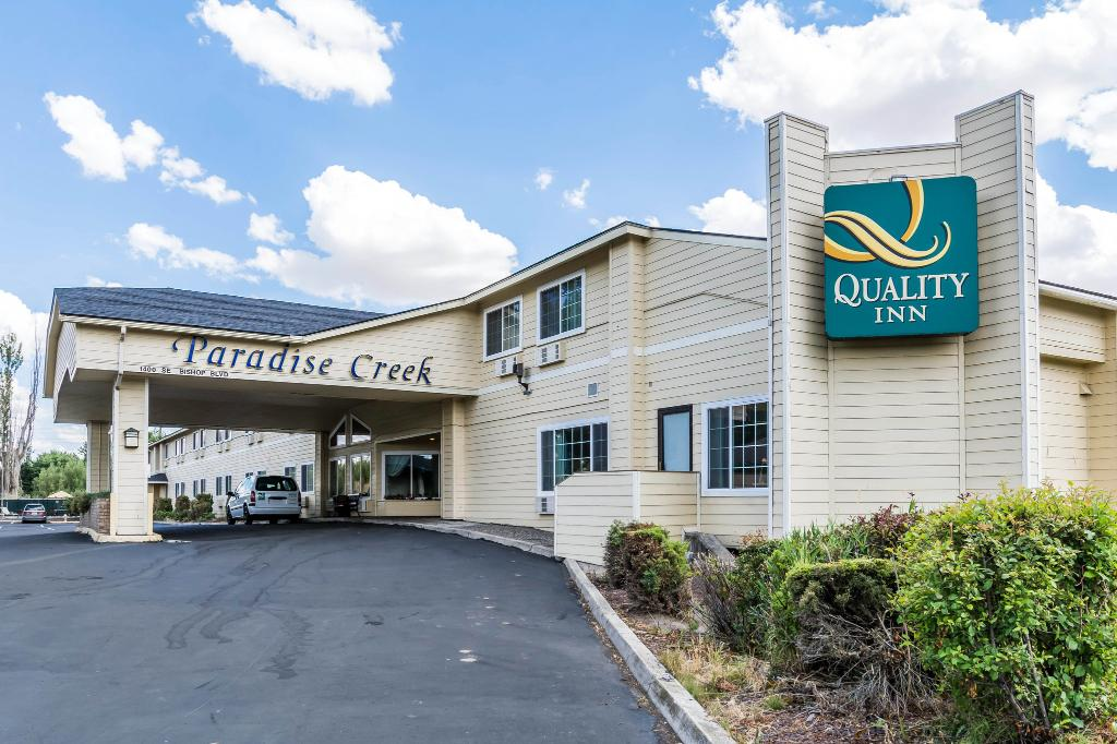 ‪Quality Inn Paradise Creek‬