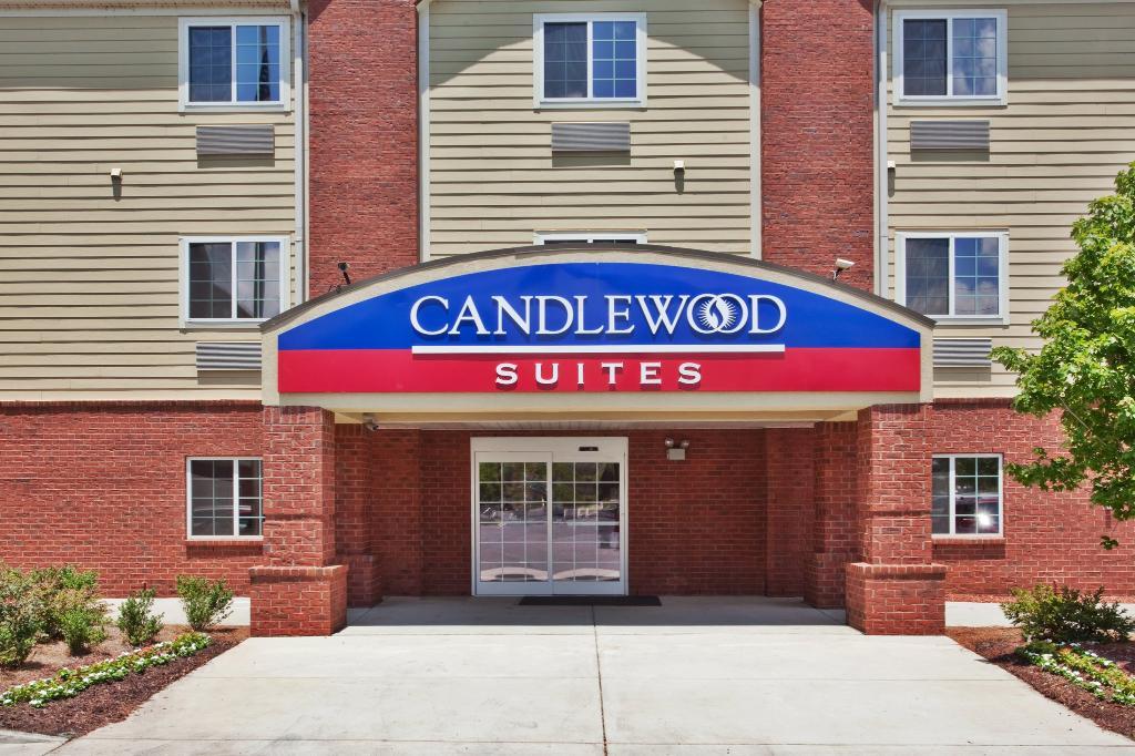 キャンドルウッド スイーツ オーガスタ ホテル