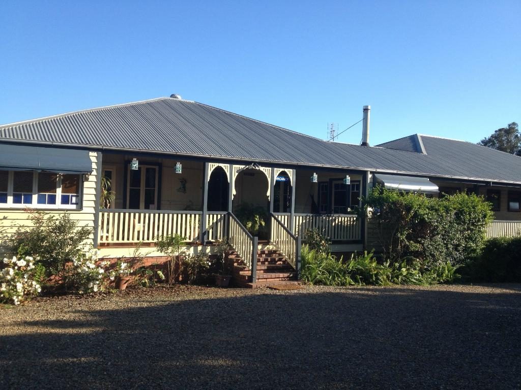 Eumundi Gridley Homestead B&B