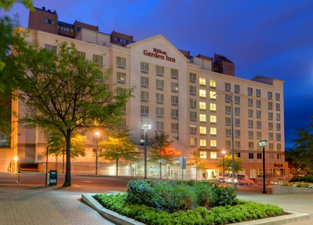 ‪Hilton Garden Inn Arlington Courthouse Plaza‬