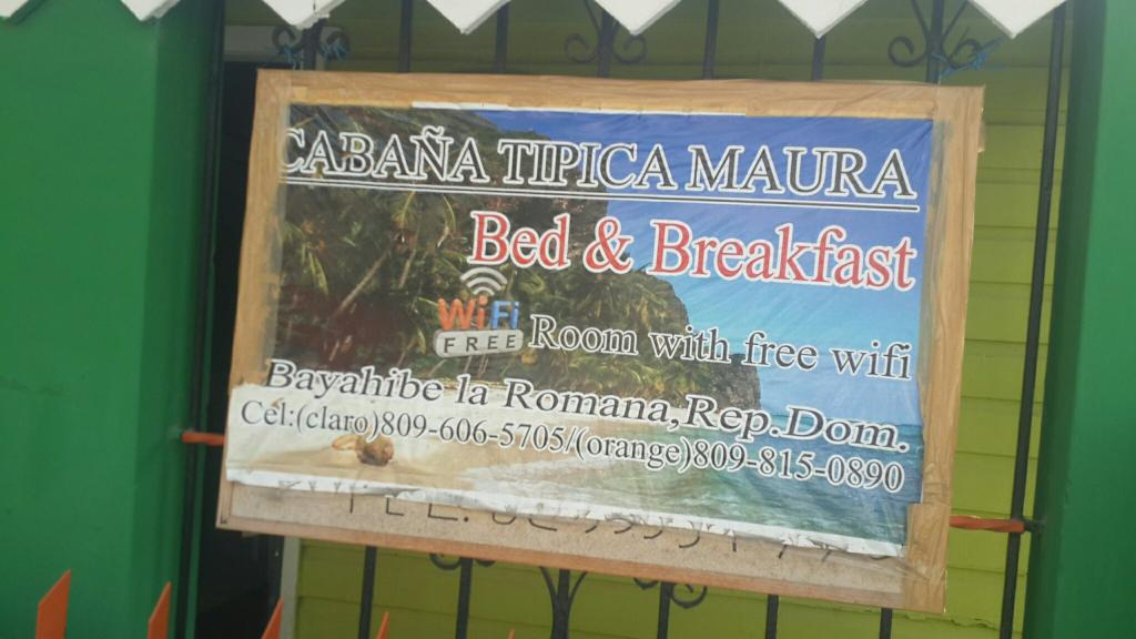 Cabana Tipica Maura