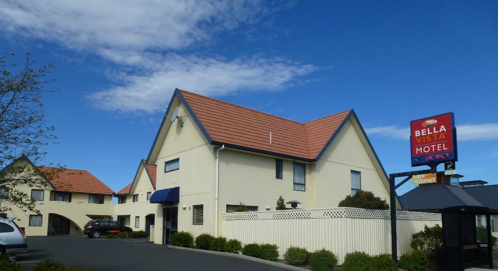 Bella Vista Mosgiel Motel