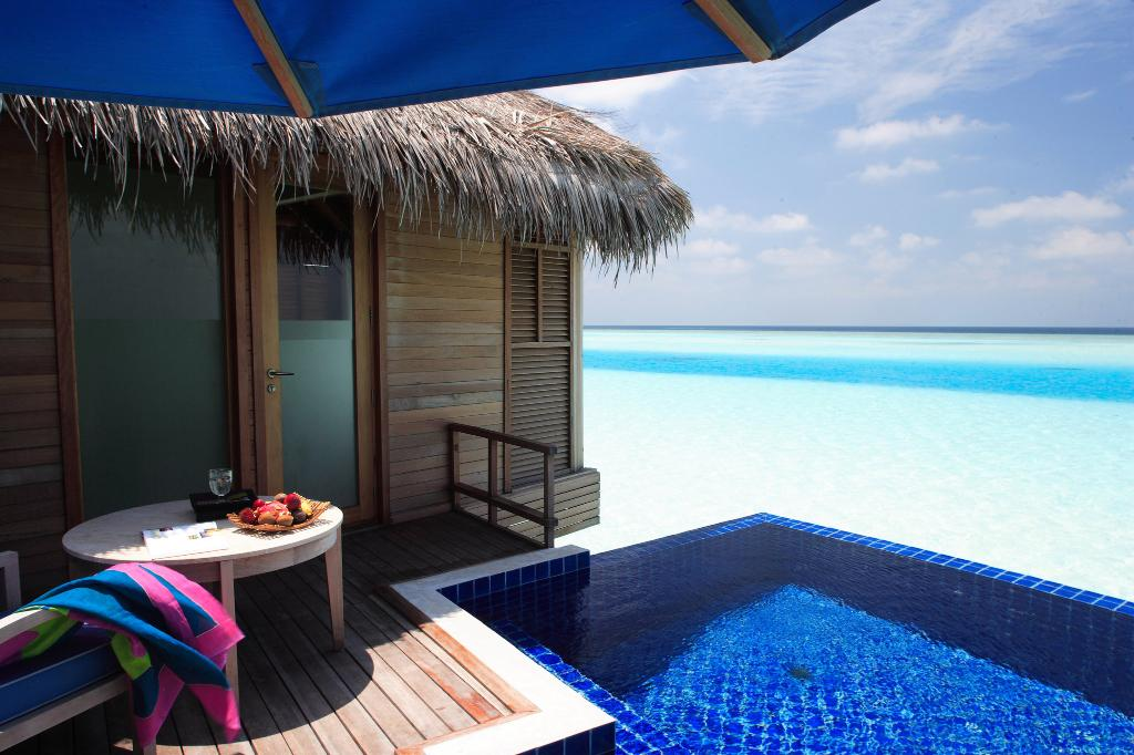 Anantara Dhigu Maldives Resort