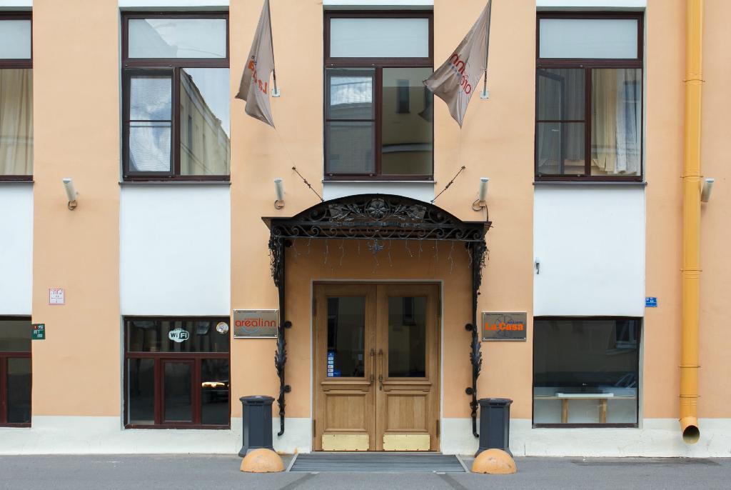 Areal Inn Hotel
