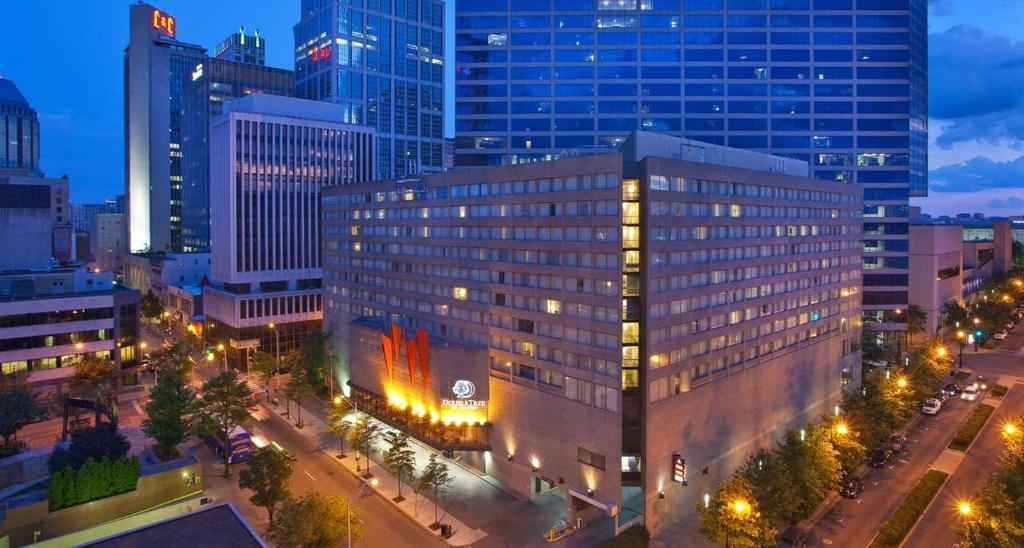 DoubleTree by Hilton Nashville-Downtown