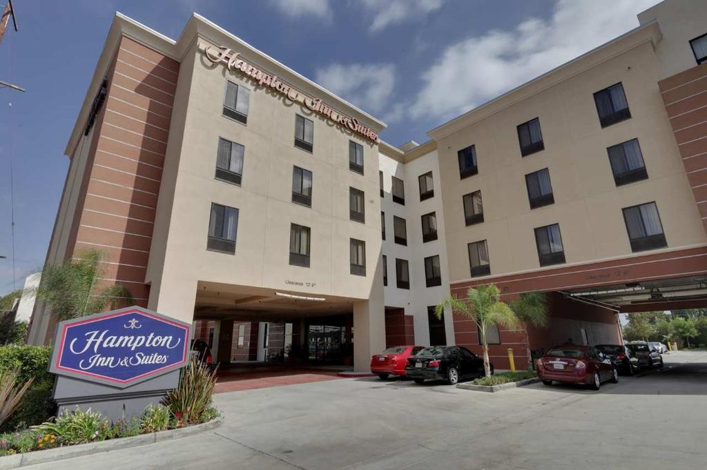 Hampton Inn & Suites Los Angeles/Sherman Oaks