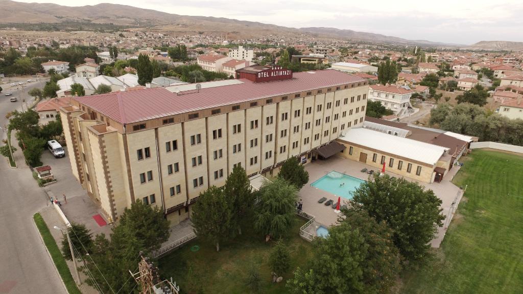 Otel Altınyazı