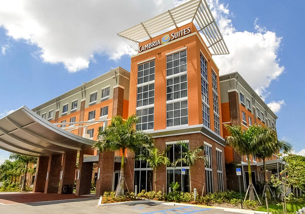 Cambria hotel & suites Fort Lauderdale, Airport South & Cruise Port