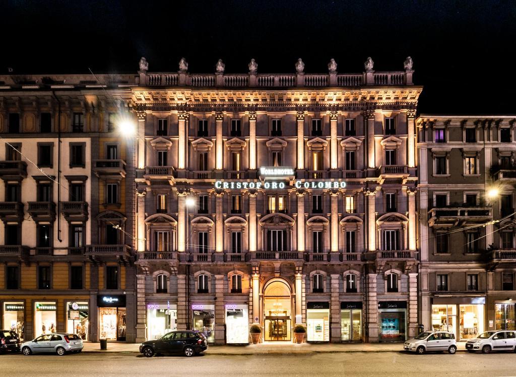 ベスト ウエスタン ホテル クリストフォロ コロンボ