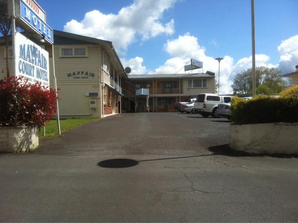 Mayfair Court Motel