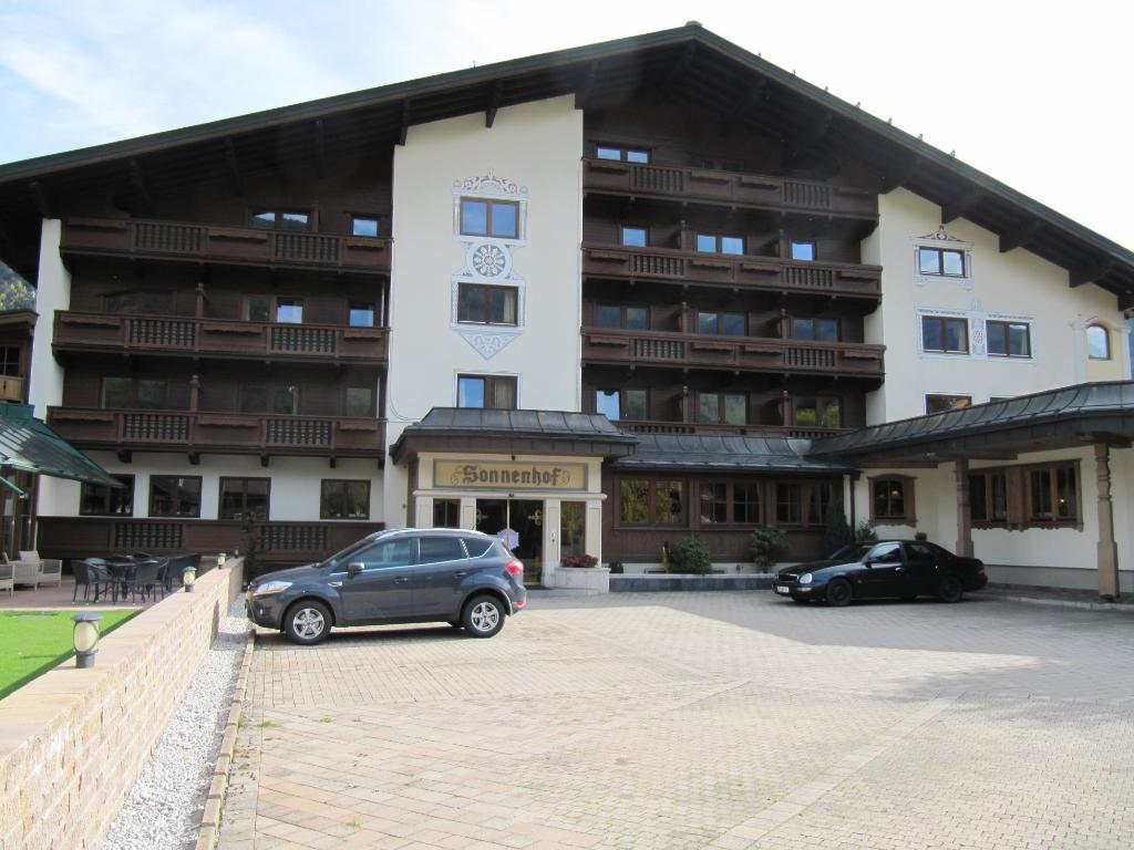 索內霍夫費力恩飯店