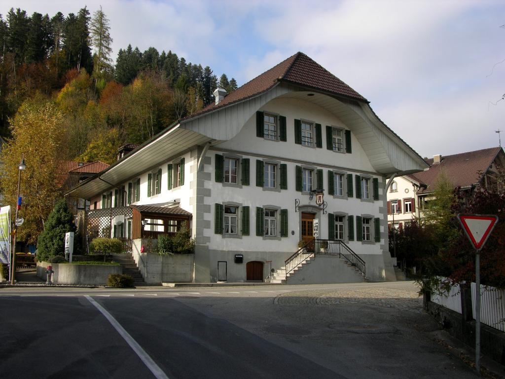 Gasthof zum roten Thurm