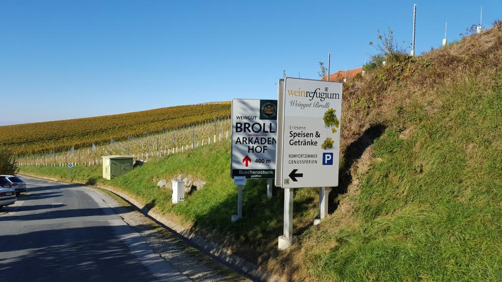 Weinrefugium Brolli