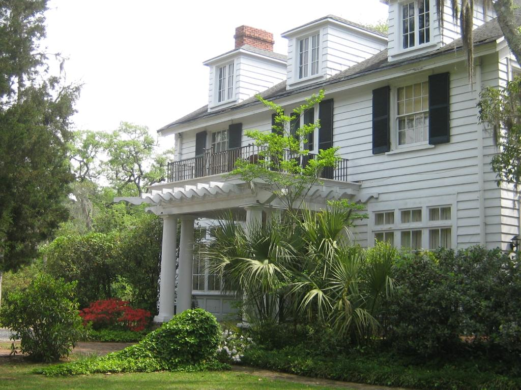 The Hampton House