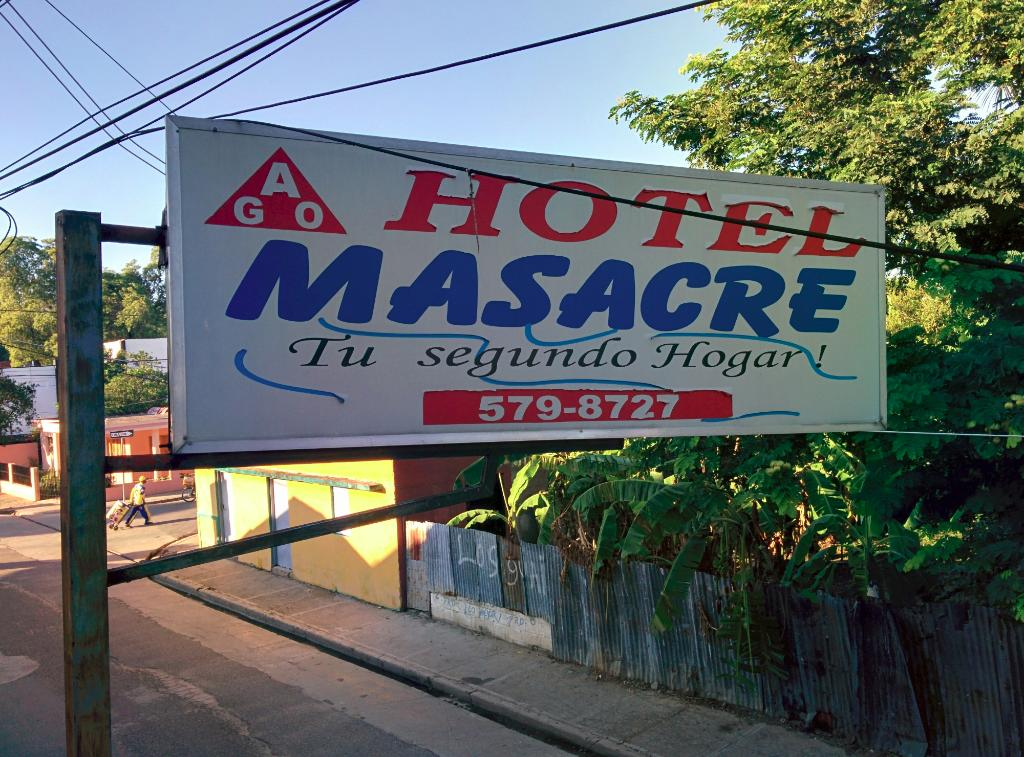 Hotel Masacre