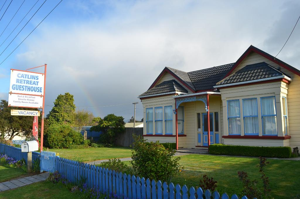 Catlins Retreat Guest House