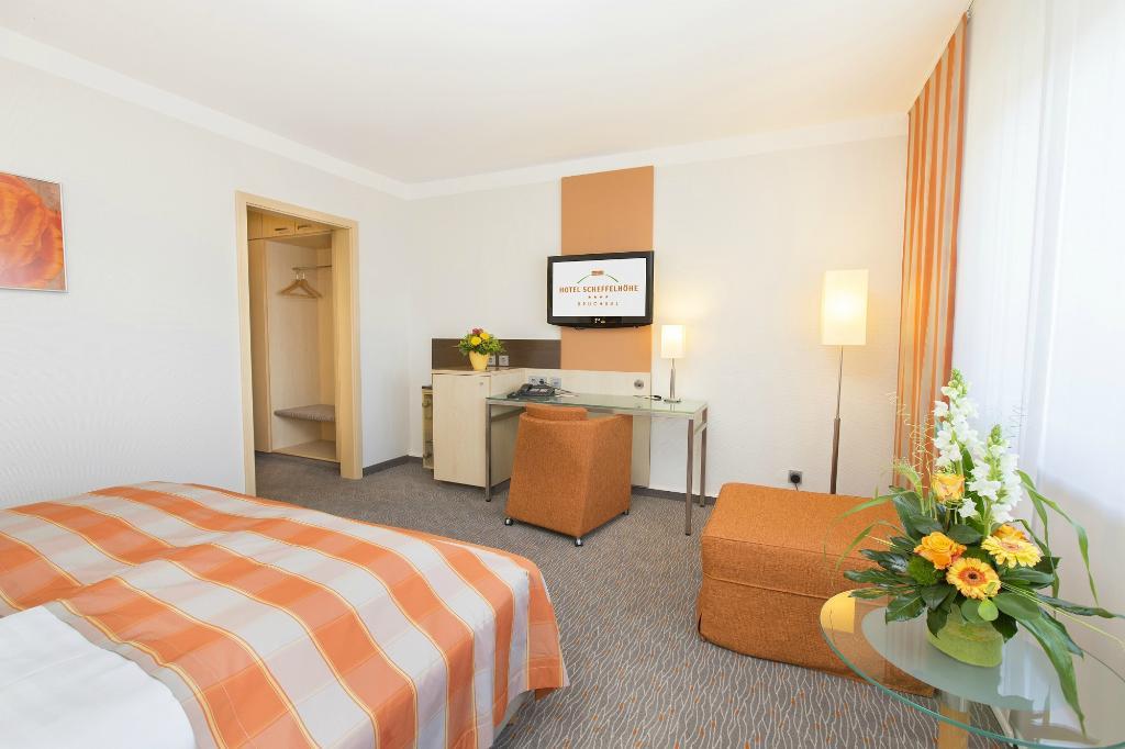 Hotel Bruchsal Scheffelhoehe