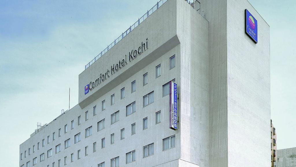Comfort Hotel Kochi Station